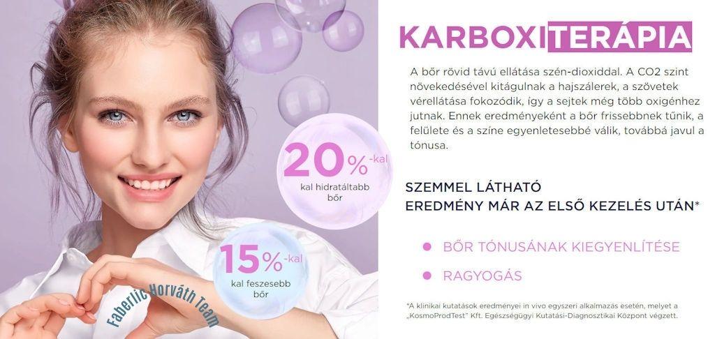 Faberlic Karboxiterápia