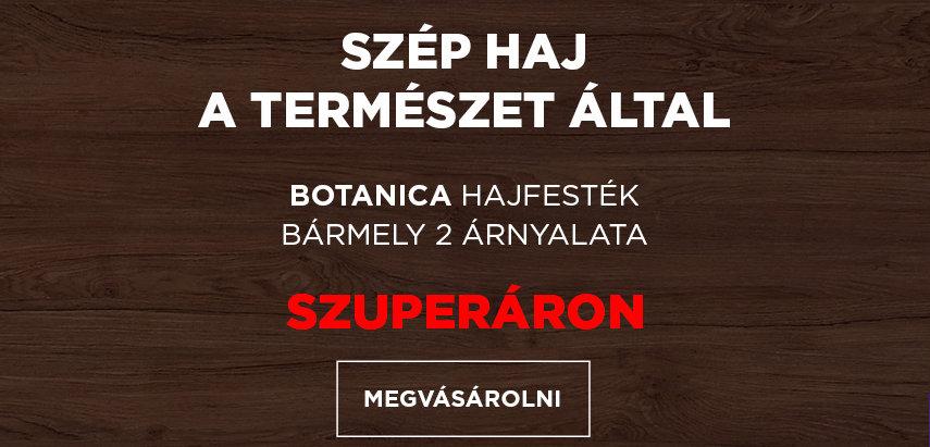 Faberlic Botanica krémhajfesték akció